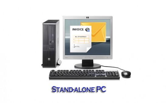 Prisijungimas prie duomenų bazės stand-alone pc